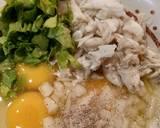 Dadar Telur Kepiting langkah memasak 1 foto