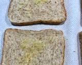 Ekspresowe tosty czosnkowe krok przepisu 1 zdjęcie