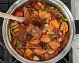 Resep Sup Mie Daging Sapi Cina langkah 4 foto