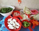 Paneer cheese spring roll with mayonnaise recipe step 1 photo