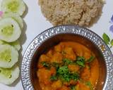 Soya Chunks Gravy - Healthy - Diet - Vegan recipe step 8 photo