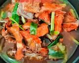 Ayam Masak Angkak langkah memasak 4 foto