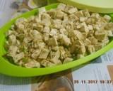 Tahu Masak Oriental langkah memasak 1 foto