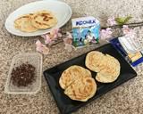 Roti Canai Choco-Cheese langkah memasak 2 foto