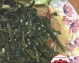 Kangkung teri cah belacan mudah#homemadebylita langkah memasak 4 foto
