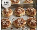 Roti Abon langkah memasak 6 foto
