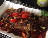 Semur Mujair Sidoarjo #PR_AnekaSemur langkah memasak 7 foto