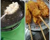 Corndog & Hotang langkah memasak 4 foto