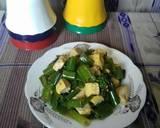 Oseng ulated tahu(kembang bawang-sunda) langkah memasak 4 foto
