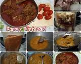 #263. Rendang Daging Sapi langkah memasak 4 foto