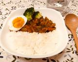 Vegetarian Japanese Dry Curry langkah memasak 5 foto