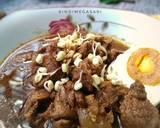 58. Rawon Eyang Bunga langkah memasak 5 foto