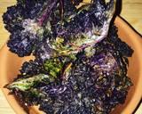 Chips de choux kale