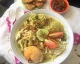Soto ayam Bening Bogor langkah memasak 3 foto