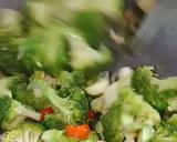 Cah Brokoli simple langkah memasak 3 foto