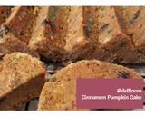 252. Cinnamon Pumpkin Cake langkah memasak 15 foto