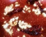 Flax seeds and garlic chutney