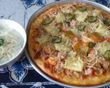 Hawaiian Pizza langkah memasak 6 foto