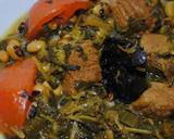 Azerbaijani Ghormeh sabzi or herb stew recipe step 19 photo