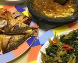 Tumis kangkung kampung langkah memasak 5 foto