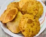 Masala poori recipe step 6 photo