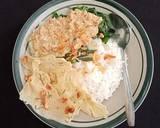 Nasi Pecel Sambal Tumpang langkah memasak 3 foto