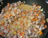Mabo Tofu langkah memasak 3 foto