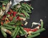 Oseng Soun langkah memasak 3 foto