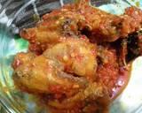 Ayam goreng balado langkah memasak 4 foto