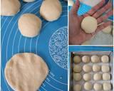 Soft n fluffy milky bread (tanpa telur) langkah memasak 4 foto