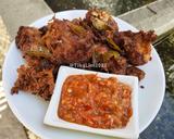 Ayam goreng berempah malaysia langkah memasak 5 foto