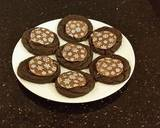 Creame Brulee Truffle Filled Chocolate Cookies recipe step 22 photo