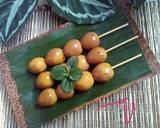Sate Telur Puyuh langkah memasak 6 foto
