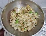 Nasi Goreng Pete Cabe Hijau langkah memasak 6 foto
