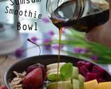 BUBUR SUMSUM Smoothie Bowl langkah memasak 6 foto