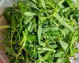 Pecel sayuran dadakan langkah memasak 1 foto