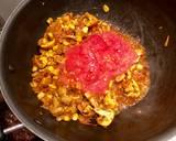 Garlicky Spinach Mushroom recipe step 5 photo
