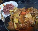 Tongseng kambing (Fiber cream) langkah memasak 5 foto