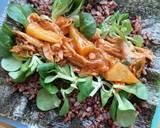 Kimbap Gạo Lứt Cá Thu đóng hộp bước làm 2 hình
