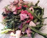 Tumis Kangkung Cumi langkah memasak 4 foto