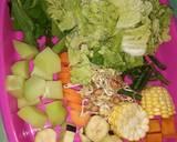 Sayur Asem Bumbu Pedas langkah memasak 1 foto