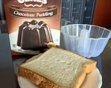 Pudding Brownies Praktis langkah memasak 1 foto