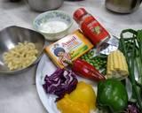Peri peri Macroni Sandwich recipe step 1 photo