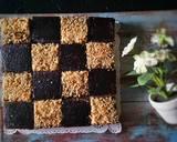 Bolu Jadul #ketopad langkah memasak 11 foto