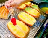Roti Sisir Mentega langkah memasak 6 foto