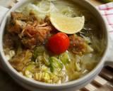 Soto Sapi Bening Ala Ibuk langkah memasak 4 foto