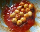 Telur Puyuh Balado langkah memasak 5 foto