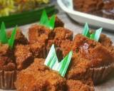 Bolkus Gula Merah Mocca No Mixer langkah memasak 7 foto