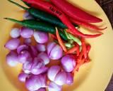 Tumis bawang merah langkah memasak 1 foto