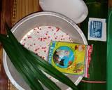 Jajanan pasar mutioro #festivaljajananpasar langkah memasak 1 foto